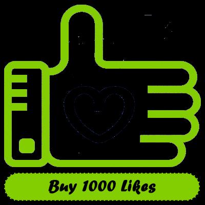 Buy 1000 Real Instagram Likes
