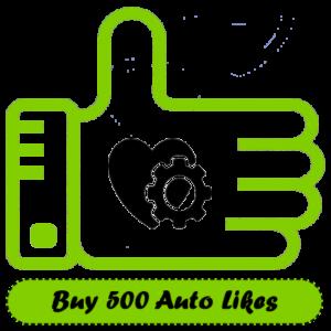 Buy 500 Auto Instagram Likes