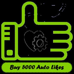 Buy 5000 Auto Instagram Likes